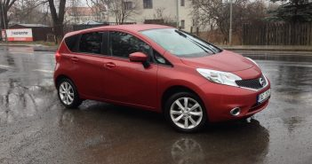 Nissan Note DIG-S 72 kW - náhled