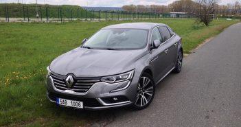 Renault Talisman - zepředu