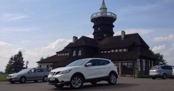 Nissan Qashqai 1,5 dCi 110 k Pure Drive – zepředu
