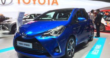Autosalon Ženeva 2017 – Toyota Yaris, Suzuki Swift a Seat Ibiza