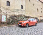 Honda Jazz 1,3 i-VTEC 75 kW CVT – skutečná spotřeba