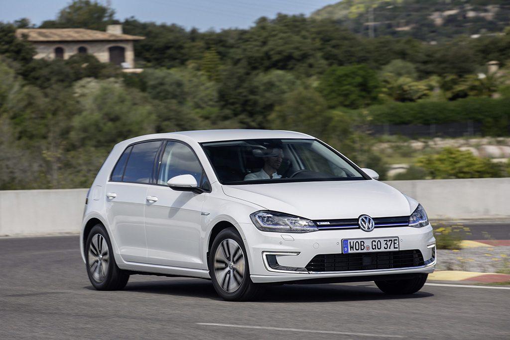 Inovovaný Volkswagen e-Golf ujede až 300 km
