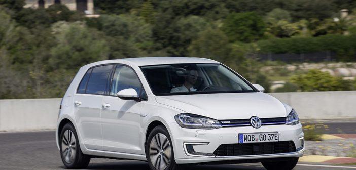Volkswagen zapůjčí e-Golf pro inovativní dopravní stavbu