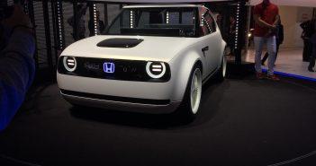 Honda CR-V Hybrid a Honda EV concept – Frankfurt 2017