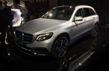 Mercedes-Benz GLC F-Cell Plug-in hybrid