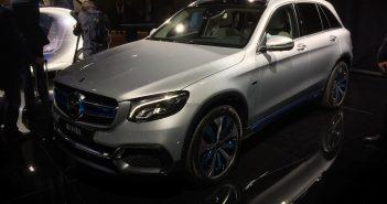 Mercedes-Benz GLC F-Cell Plug-in hybrid
