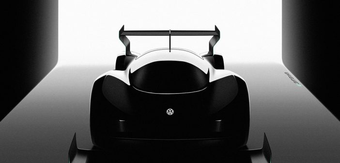 Speciál Volkswagen - elektromobil pro Pikes-Peak 2018