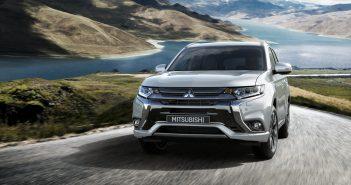 Mitsubishi Outlander PHEV je nejprodávanější plug-in hybrid v Evropě.