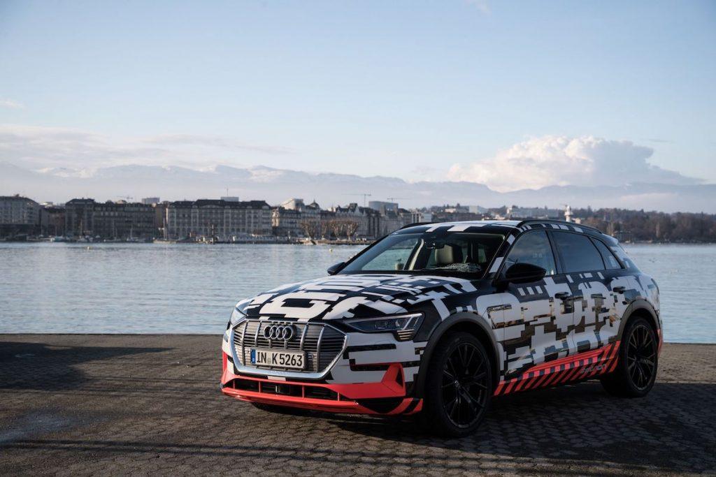 Audi e-tron prototype - Ženeva