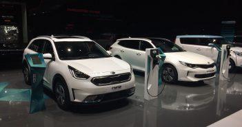 Eco vozy na veletrhu Amper 2018 – 20-23. března