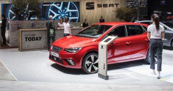 SEAT Arona 1,0 TGI (CNG) - Ženeva 2018