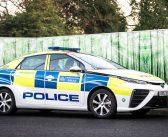 V Londýně bude policie jezdit na vodík Toyotami Mirai