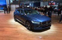 Volvo V60 Twin Engine AWD - Ženeva 2018