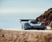 Elektromobil Volkswagen I.D. R Pikes Peak zvítězil v absolutním pořadí a vytvořil nový rekord