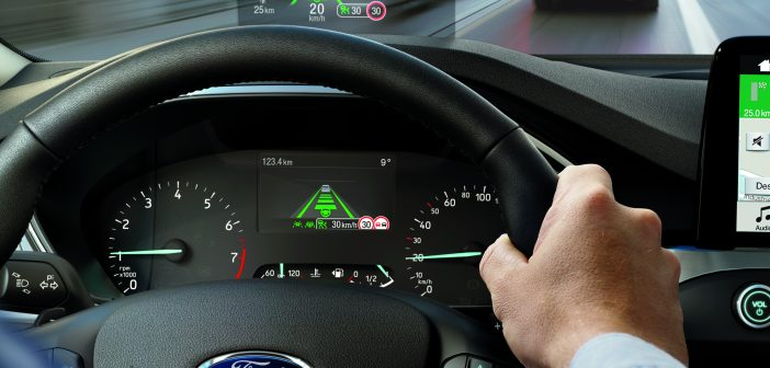 Ford Focus - adaptivní tempomat
