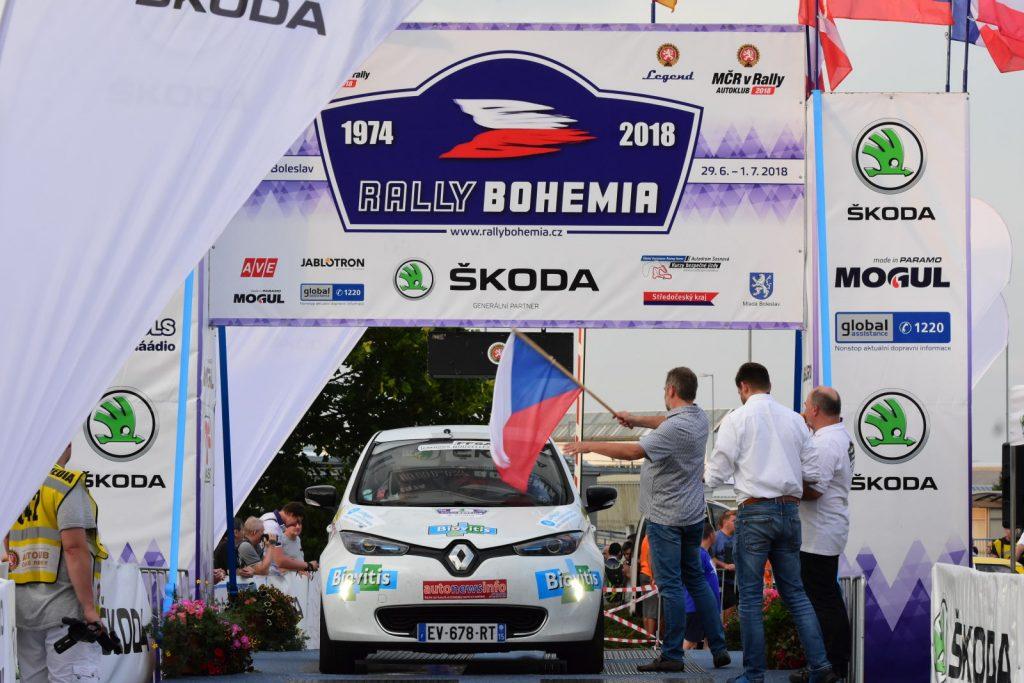 Malga-Bonnel, Renault ZOE