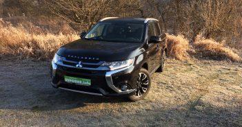 TEST: Mitsubishi Outlander PHEV (plug-in hybrid) – skutečná spotřeba