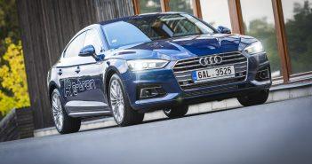 Audi A5 g-tron 2,0 TFSI 125 kW (CNG) – skutečná spotřeba
