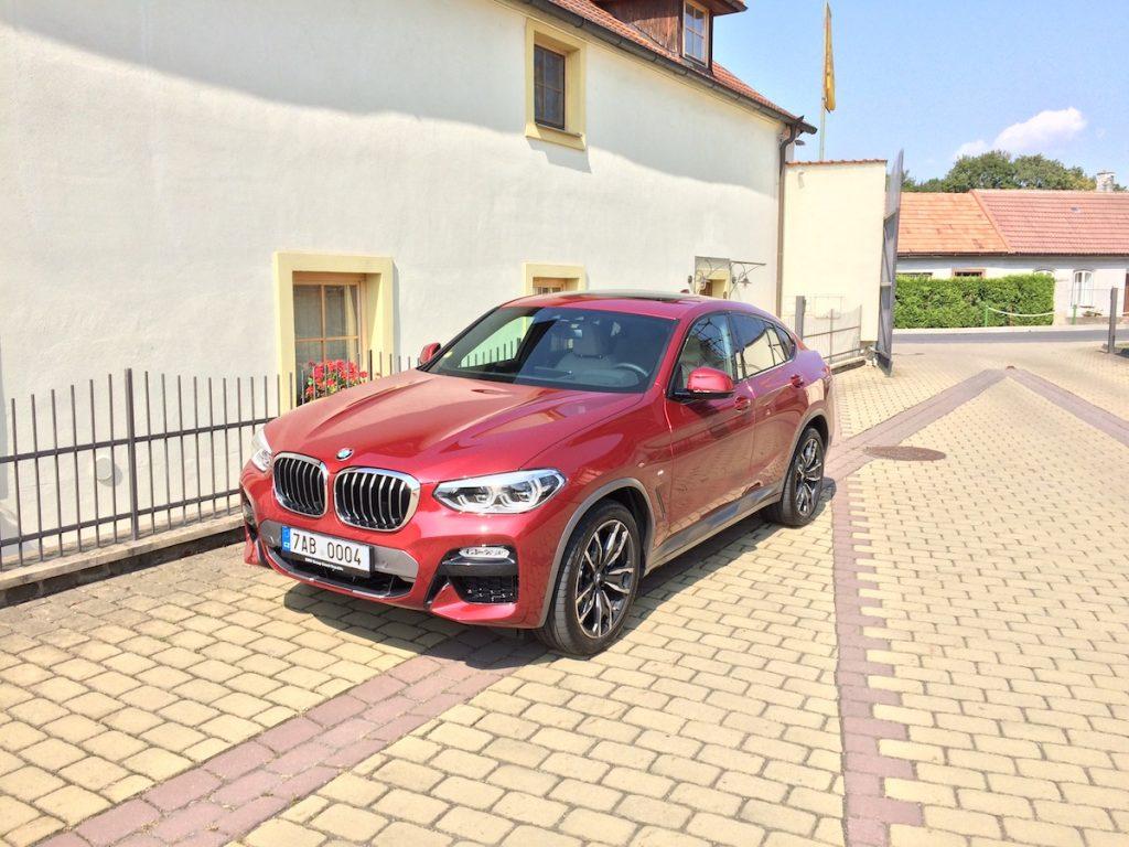 BMW X4 xDrive30i 185kW