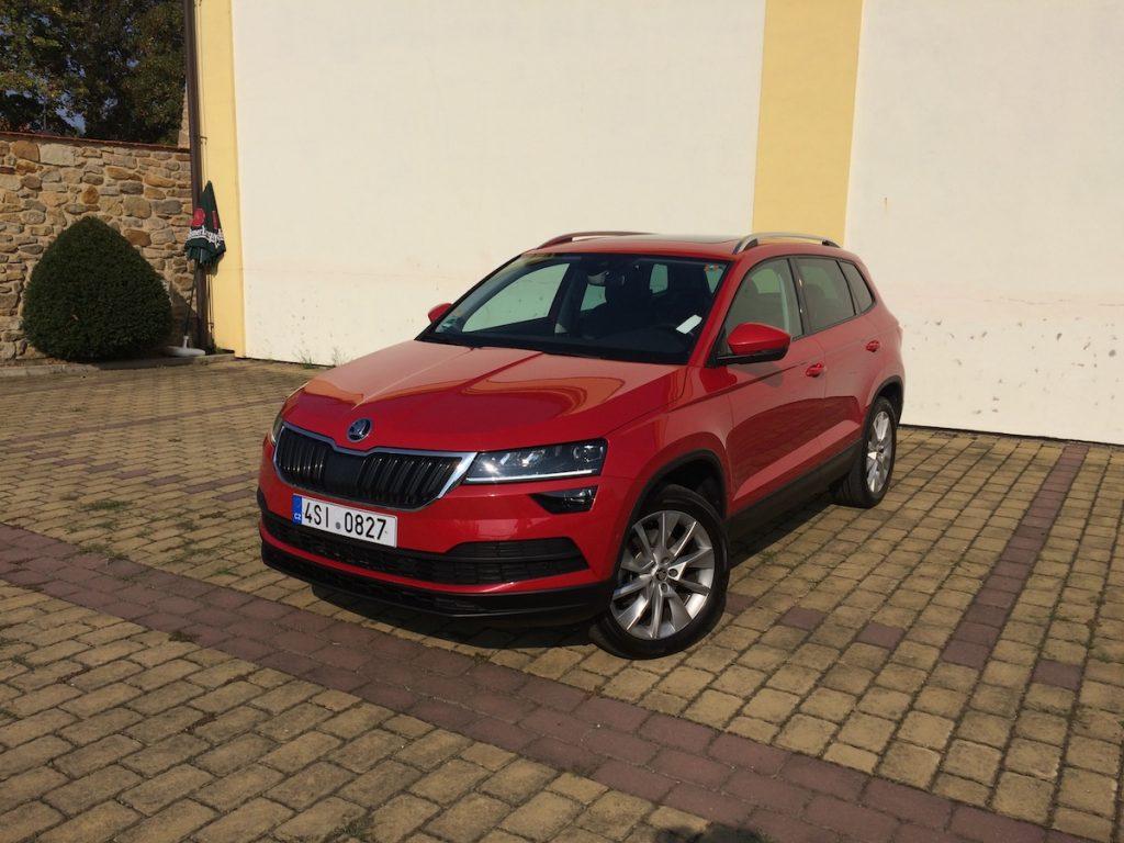 Škoda Karoq 2,0 TDI 110kW DSG 4x4