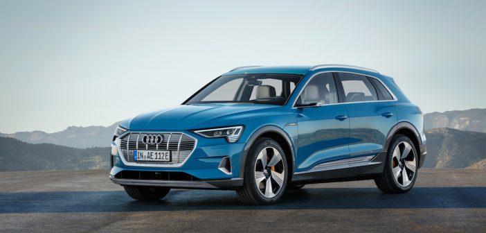 Elekrtické SUV Audi e-tron quattro – první elektromobil od Audi