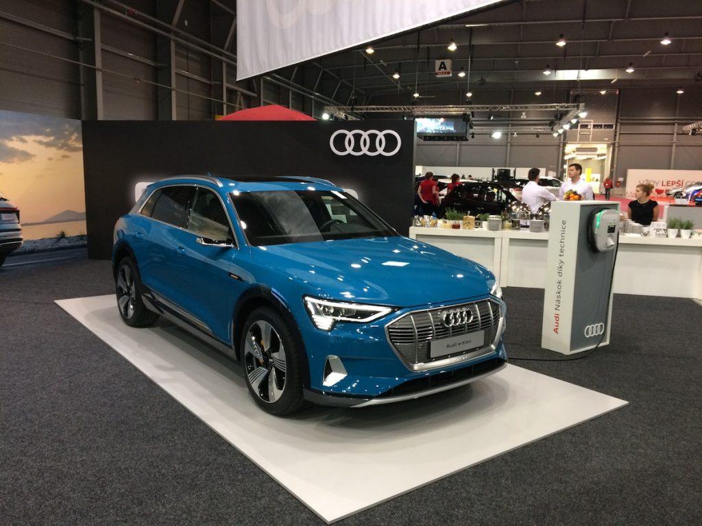 Audi-e-tron - e-Salon 2018