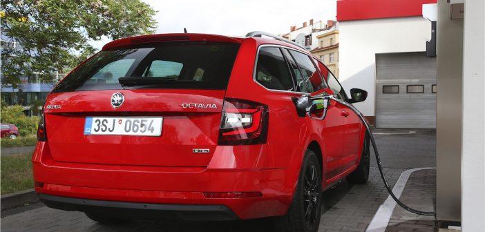Nová Škoda Octavia 1,5 G-TEC přijede až příští rok, bude jen kombi s automatickou převodovkou