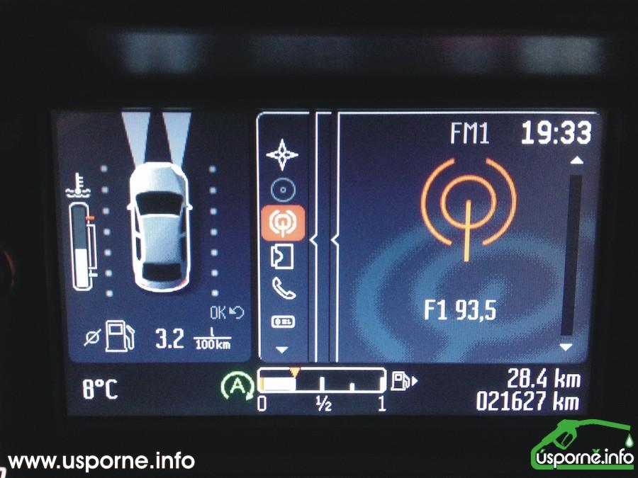 Nejúspornější průjezd Prahou ve Fordu Mondeo