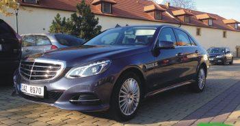 Mercedes-Benz E200 Natural gas