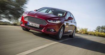 Novy Ford Mondeo - zdroj Ford.cz