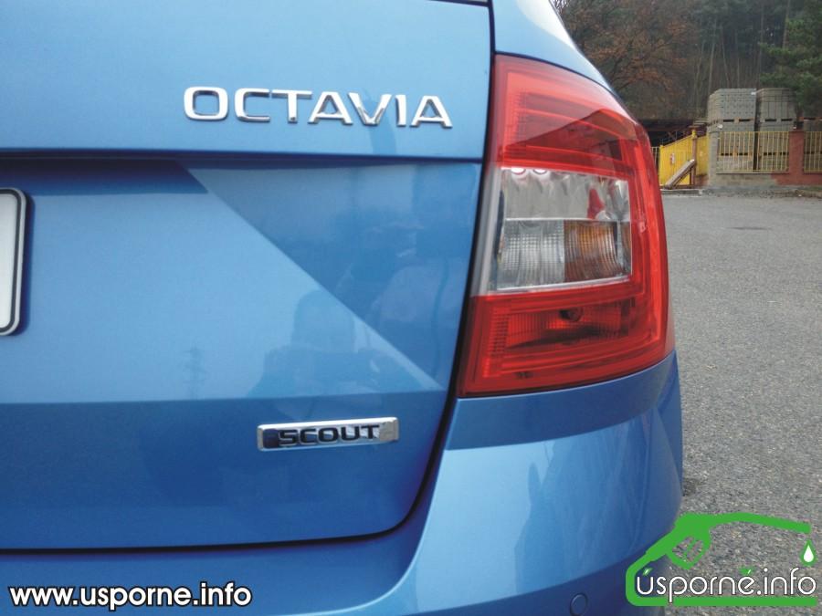 Škoda Octavia Scout