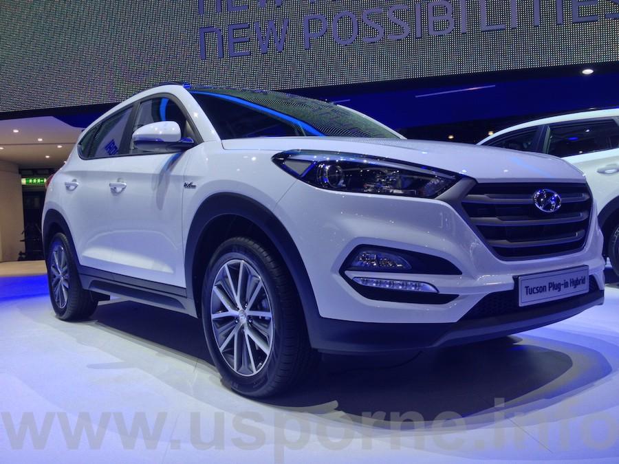 Novy Hyundai Tucson Plug-in Hybrid
