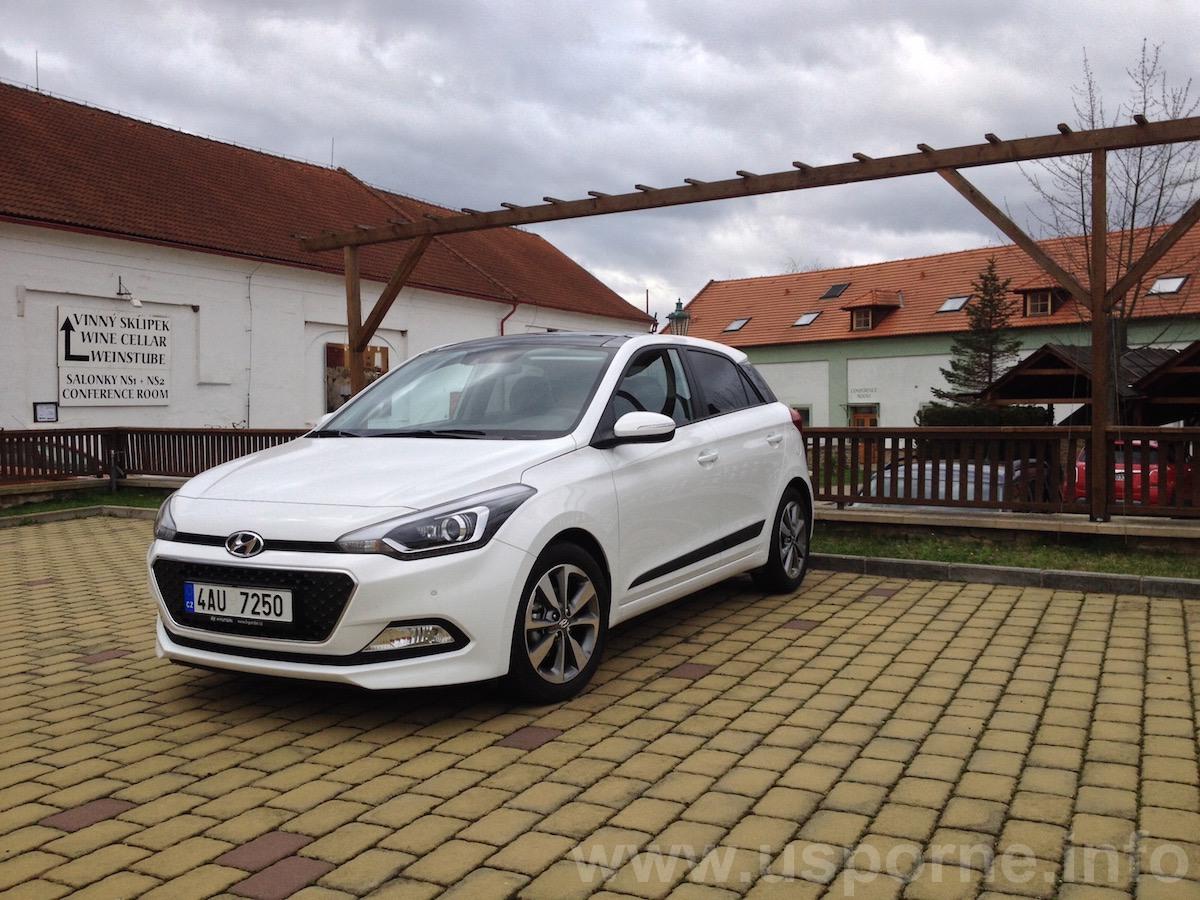 Hyundai i20 1,4 MPI