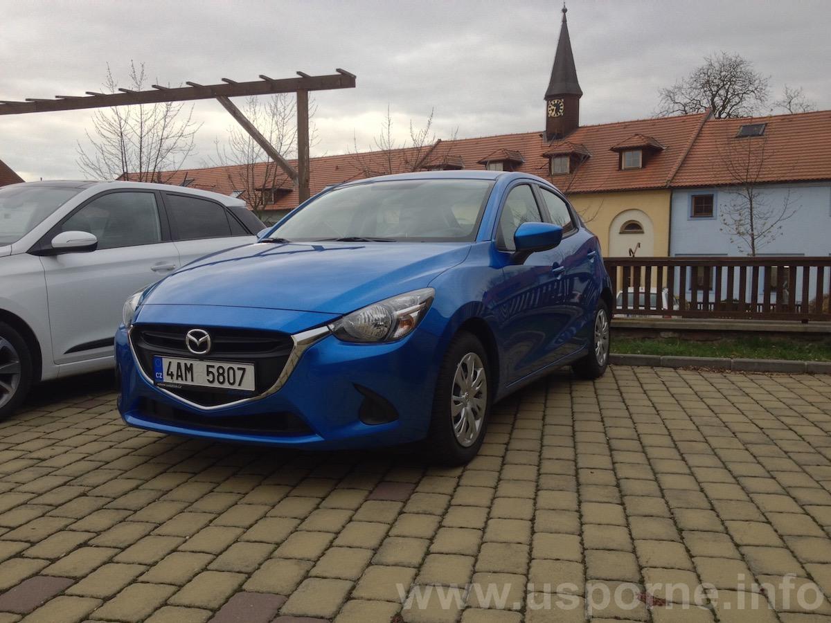 Mazda 2 1,5 Skyactive G75