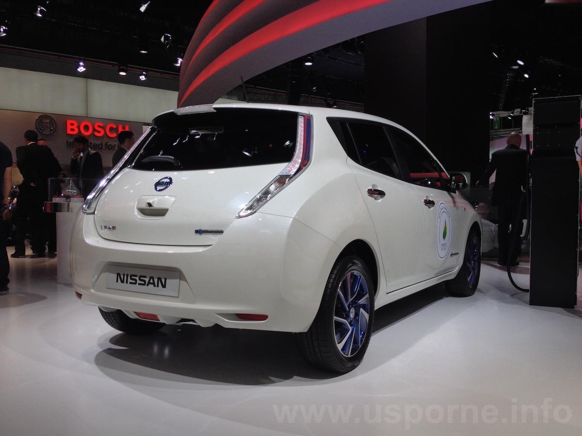 Nissan Leaf dostal nová kola, hlavní změna je ale uvnitř