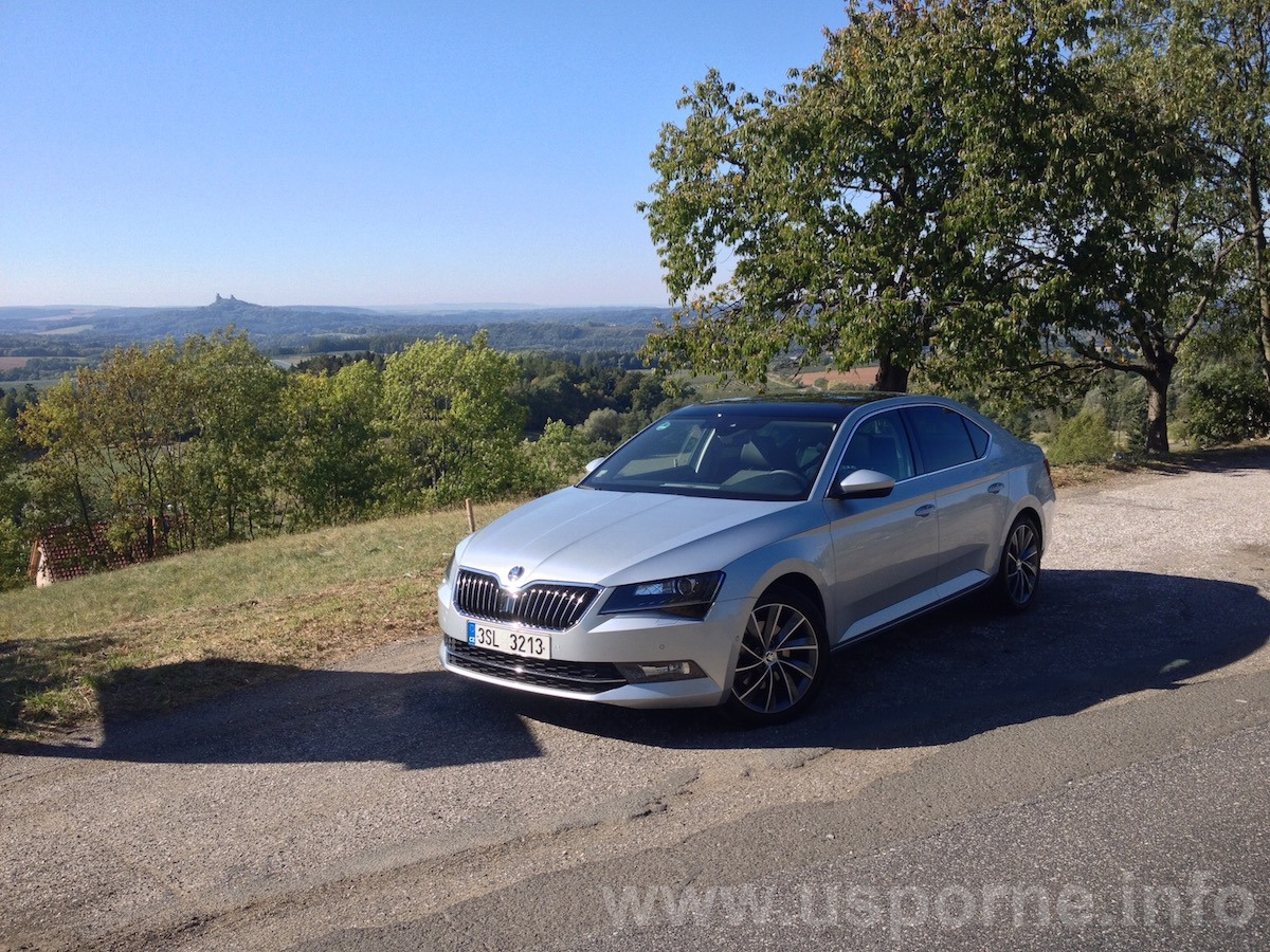 Škoda Superb 1,4 TSI ACT - 110 kw
