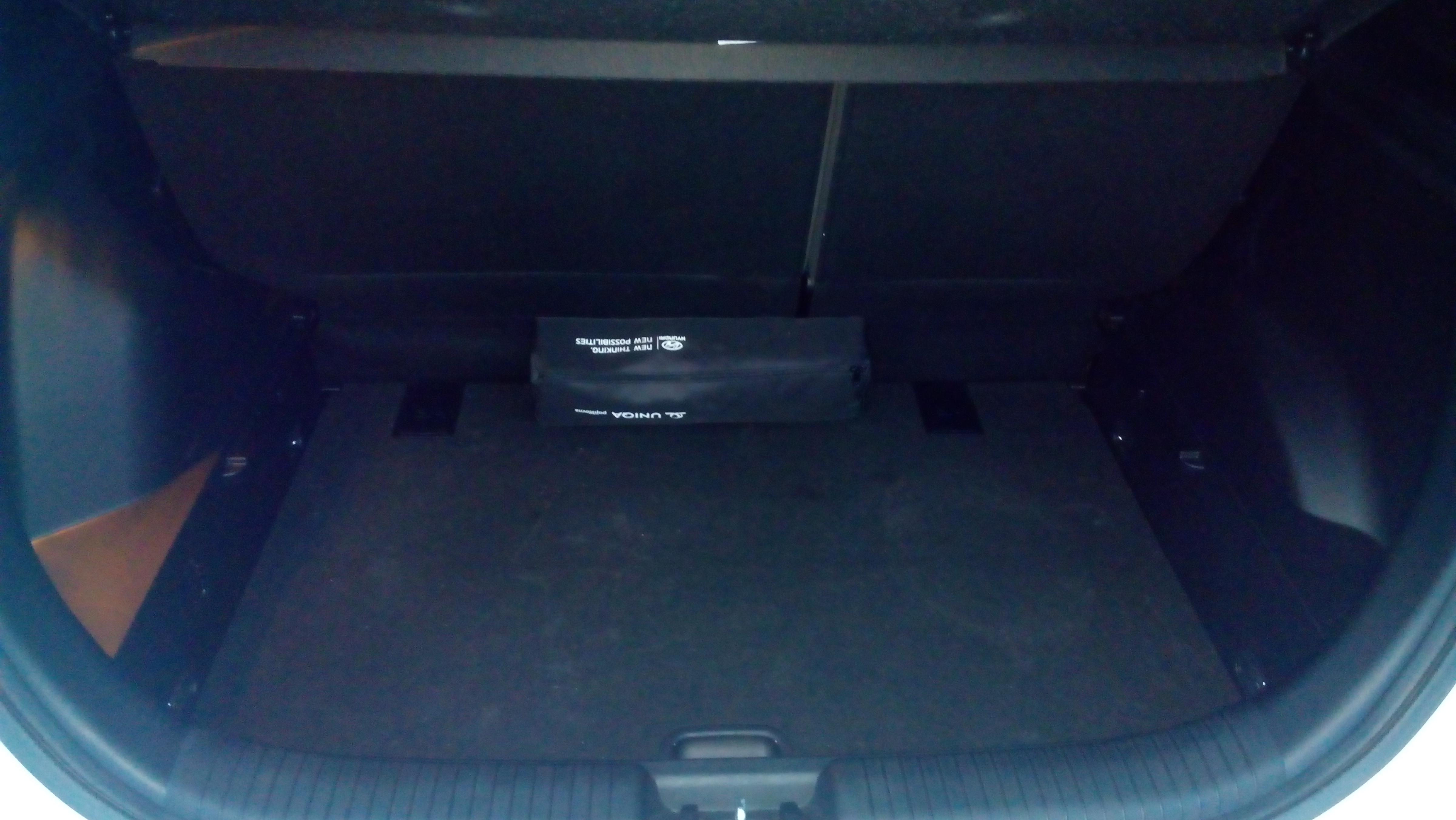 Hyundai ix20 - kufr