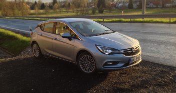 Opel Astra 1,6 CDTI 100 kW - z prava