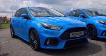 Ford Focus RS - zepředu