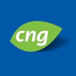 Logo CNG stanice od RWE