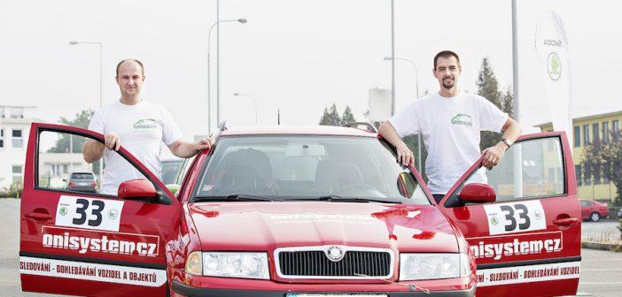 ŠKODA Economy Run 2016 - Marek Tomíšek, David Kazda