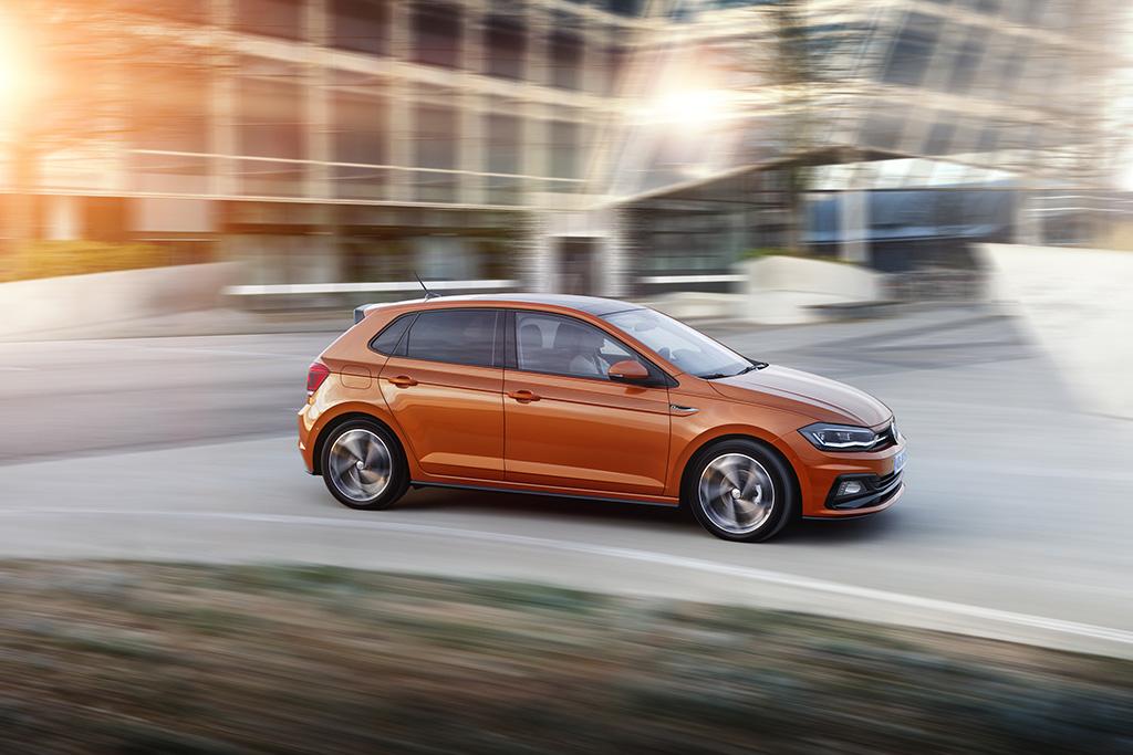 Nový Volkswagen Polo 1,0 TGI
