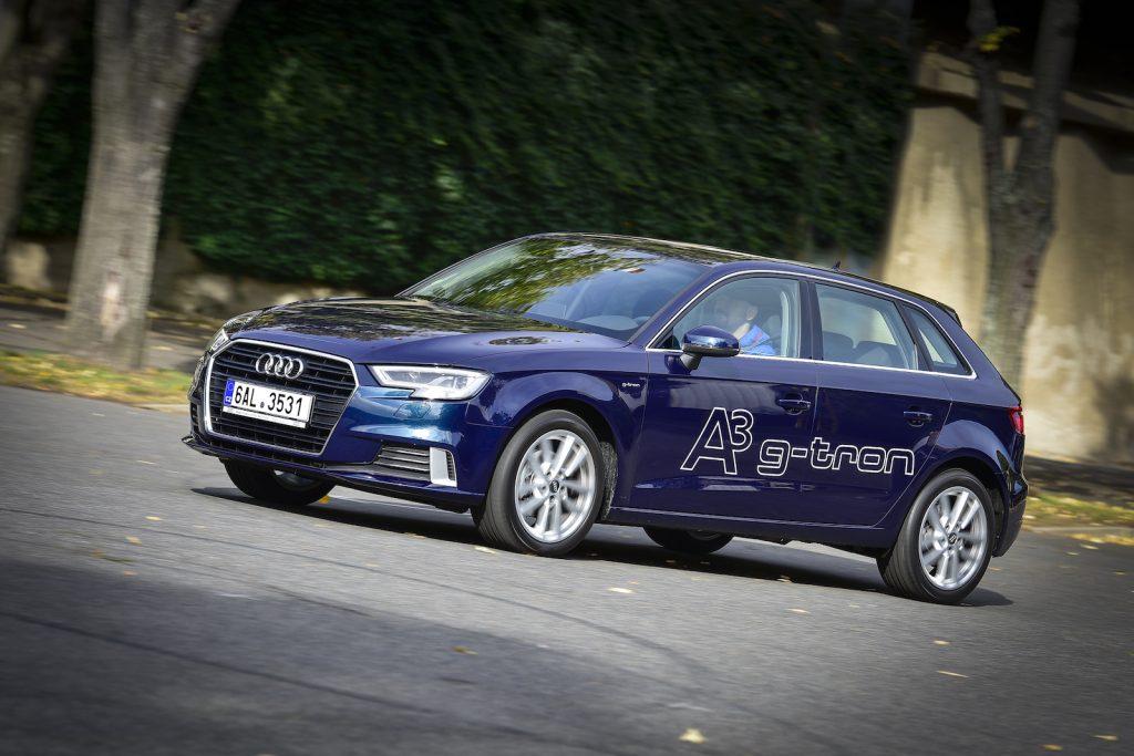 Audi A3 g-tron Sportback