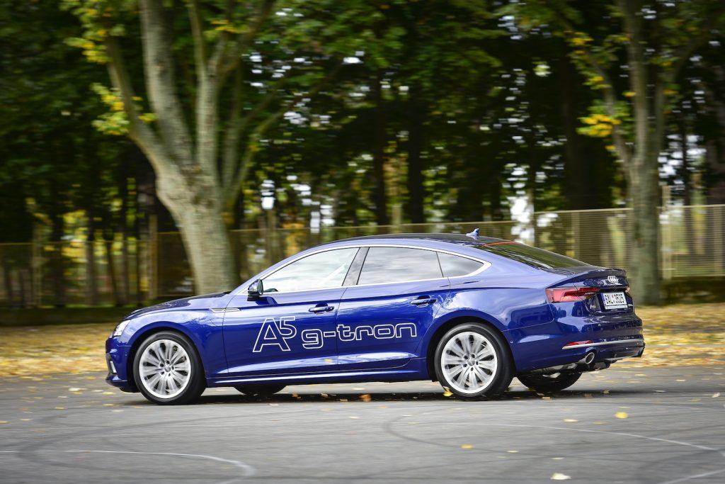Audi A5 g-tron Sportback