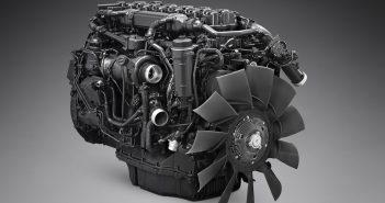 Motor Scania OC13 na CNG a LNG