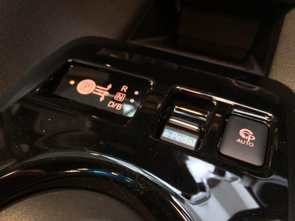 Nový Nissan Leaf 2018 - e-Pedal a ProPilot Park