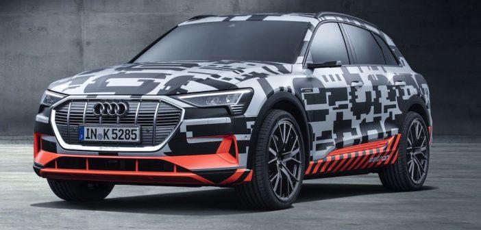 Audi e-tron Qattro prototyp