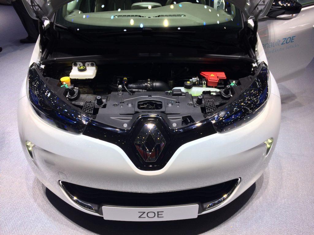 Renault ZOE - motor R110 - Ženeva-2018