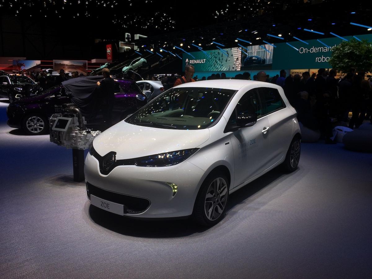 Renault ZOE - Ženeva 2018