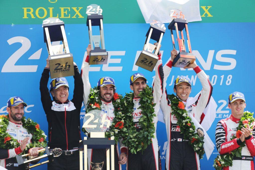 Závod 24 hodin Le Mans 24 - vítězové